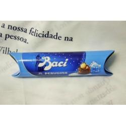 Tubo Baci di Cioccolato al Latte 42.9 gr