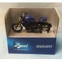 Modellino Ducati Monster Baci Perugina COLORE BLU