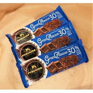 Tavoletta Gran Blocco Latte 30% cacao 150gr