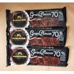 Tavoletta Gran Blocco Fondente 70% cacao 150gr