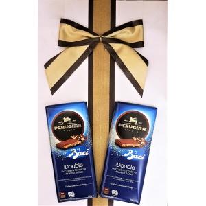 Tavoletta Baci Perugina Gianduia e cioccolato Fondente