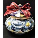 Biscottiera in Ceramica di Deruta