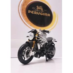 Modellino Ducati Monster Baci Perugina COLORE GRIGIO