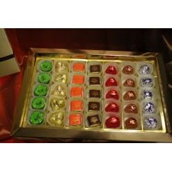 Scatola Cioccolatini Assortiti Esclusiva gr. 700